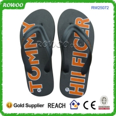 3 colors flip flops shoes