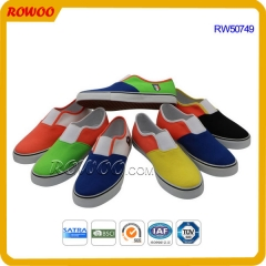 New design Colorful Fashion Canvas shoes